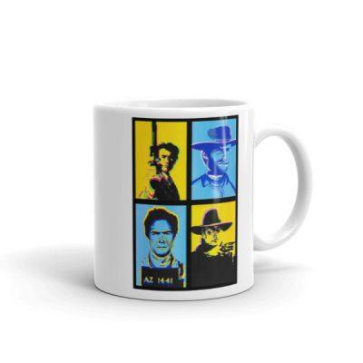 clint eastwood mug