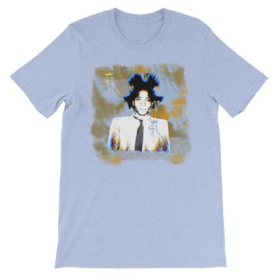 mens basquiat tee