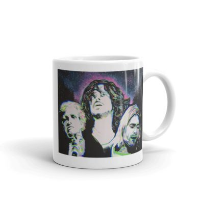 layne, chris & kurt forever mug