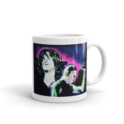 chris and chester forever mug